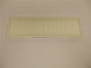 Filter | Hepa style 8 filter | Part No:6036608