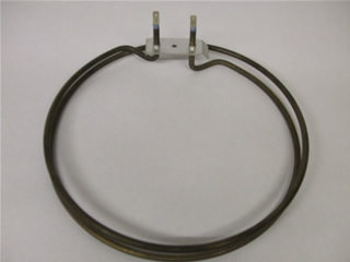 Element | Fan Oven heater 2500w | Part No:C00199665