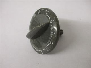 Knob | Control knob silver | Part No:C00206459