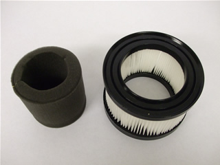 Filter | Pre motor lifetime filter | Part No:04365005