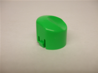 Button | On/Off switch button lime now supplied in yellow | Part No:90028301