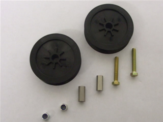 Pulleys | Pulley kit | Part No:97918247