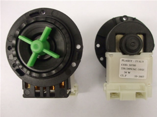 Pump | Drain pump plaset | Part No:C00202040