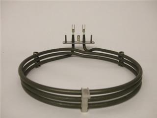 Fan Oven Element | Genuine fan Heater 2700w 3 Turn Smeg | Part No:806890386
