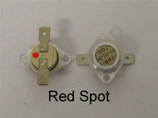Thermostat | Stat kit red spot 6kg condenser 120c & 113c  | Part No:C00206292