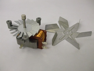 Motor | Fan motor | Part No:C00081589