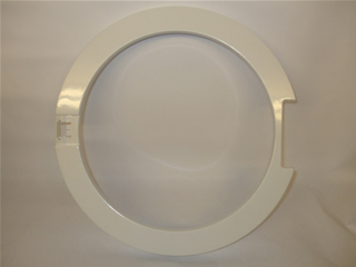 Door frame | Door trim white | Part No:421307743104