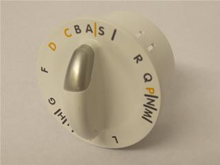 Knob | Timer knob white | Part No:1320596107
