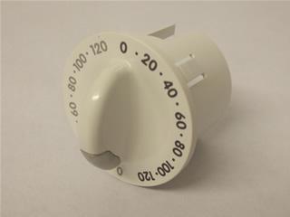 Knob | Dryer knob white | Part No:1320626003