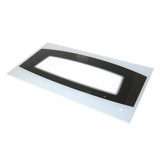 Door Glass | White (Grill) | Part No:C00230086
