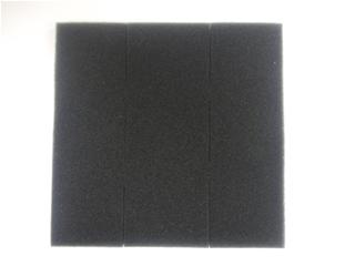 Filter   T61 Exhaust baffle filter   Part No:03945026