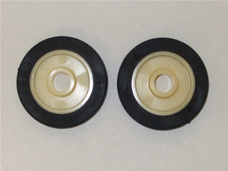 Wheels | Drum caster Pk2 | Part No:97920557