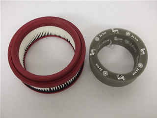 Filter | Hepa pre motor S74 | Part No:35600225