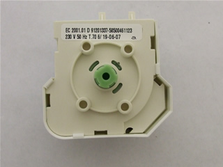 Timer | Selector switch | Part No:91201337