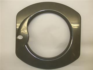 Trim   Door outer frame silver   Part No:C00206279