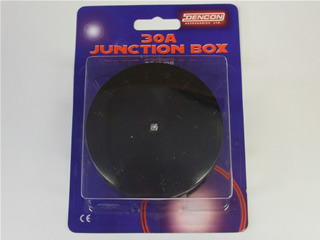 Junction box | 30 Amp | Part No:BP4049B