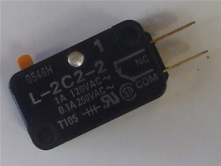 Microswitch | Door switch | Part No:A61785180AP