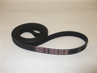 Belt | 1860 9 Rib *This is extremely tight when fitting as it is a stretch belt* | Part No:C00145707