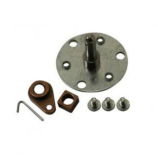 Shaft Kit | Drum Shaftand Bearing Kit V4. No Longer Supplied With Seals and Bearing Pads | Part No:C00113038
