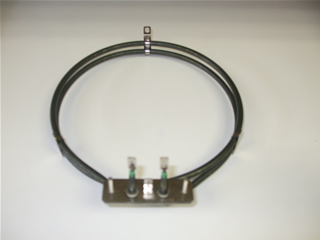 Fan Oven Element | Fan heater 2600w 2 Coil turn | Part No:ELE4207