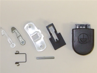No Longer Available | Obsolete Latch assembly  With No Alternative | Part No:DOR4948