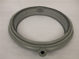 Seal | Door gasket bellows with drain hole | Part No:5031683202349