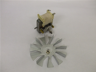 Motor | Fan motor assy | Part No:92740760