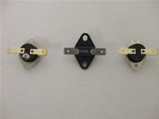 Thermostats   Stat kit with tod black NTC   Part No:C00208299