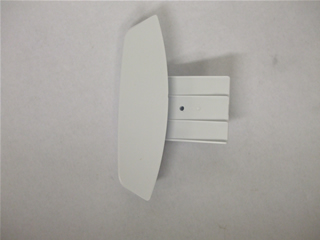 Handle | Door handle white | Part No:C00141704