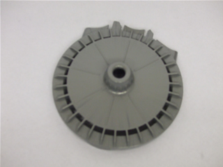 Filter Lid | Post filter cover gray | Part No:90334405