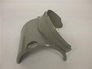Cover | Upper motor cover gray | Part No:0334201