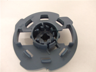 Cam | Timer knob Cam gray | Part No:1260489206