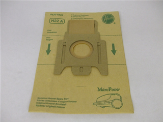 Bags | Dust bag Pk5 to fit Micropower | Part No:229