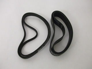 Belt | Packet of 2 x Flat belts and 2 x V Belts | Part No:1912768600