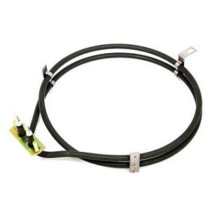 Element 2000w | 2000 watts, 2 Turns, Length 215mm, Diameter 180mm, Bracket 45mm, Tags 15mm | Part No:75X3520