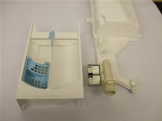 Dispenser And Valve | Soap Dispenser & Valve | Part No:C00143588