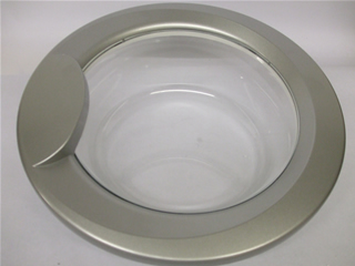 Door Assembly   Complete Silver   Part No:C00098441