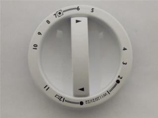 No Longer Available | Obsolete Control Knob With No Alternative | Part No:09156100