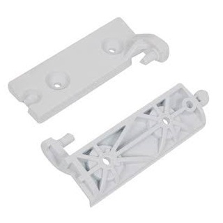 Hinge Kit | Freezer Compartment Hinge Kit | Part No:481931023712