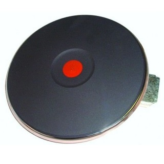 Solid Hotplate Ring | Red Spot 2000w 190mm | Part No:C00233820