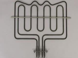 Element | Grill Heater 1900 & 1000 watts Length 415 mm Width 377 mm Bracket 102 mm | Part No:3302443035