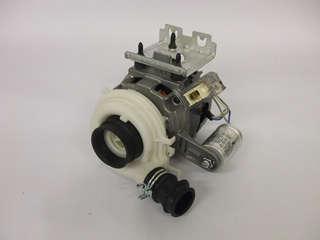 Motor | Circulation Spray Pump *This part has had several part number changes and may look different to the part on your machine* | Part No:481236158434