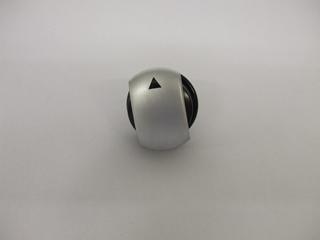 Knob | Control Knob Silver front | Part No:450920381