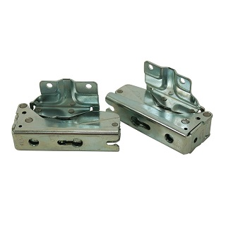 Hinge Kit | Upper & Lower Hinges Pair | Part No:12004051