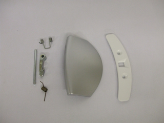 Handle | Door Latch Kit Silver | Part No:50277722000