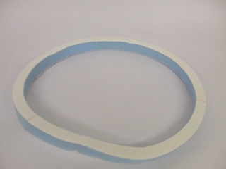 Rear Drum Seal | Felt Seal | Part No:C00113823