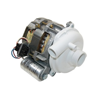 Wash motor | Recirculation Pump New Version Please check before Ordering Type 250505B0393 | Part No:695210296