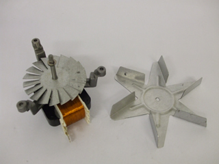 Motor | Fan motor 25w | Part No:481236118314