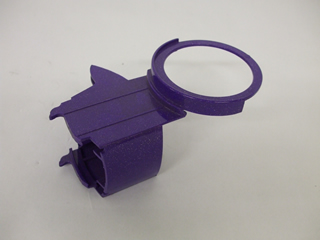 Carriage | Valve carriage upper purple | Part No:90122103