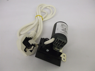 Mains lead | Mains filter suppresor lead | Part No:C00203264